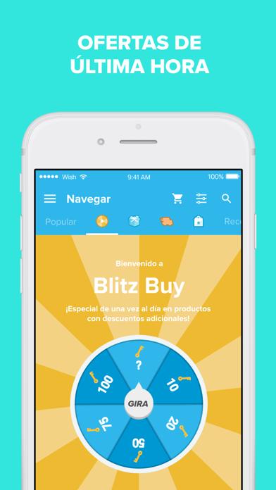 Descargar Wish - Comprar es divertido para Android