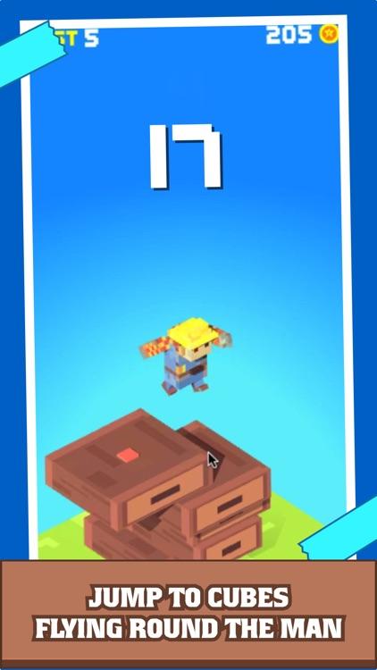 Jump Up Man
