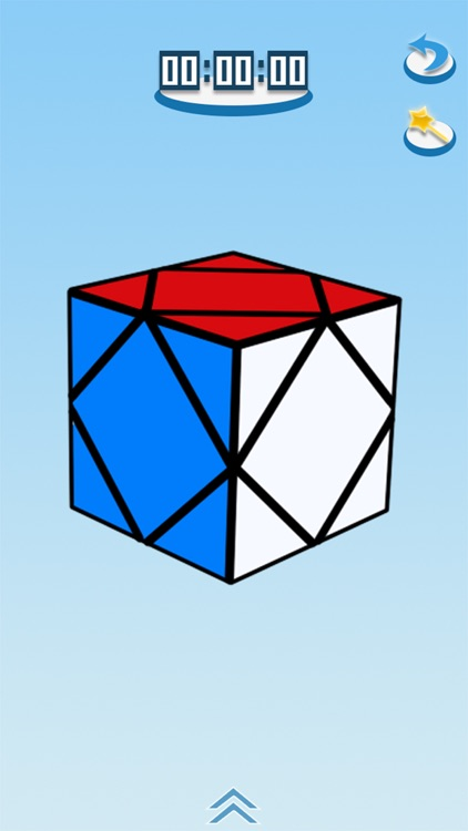 Magical Cube 3D - puzzle game screenshot-3