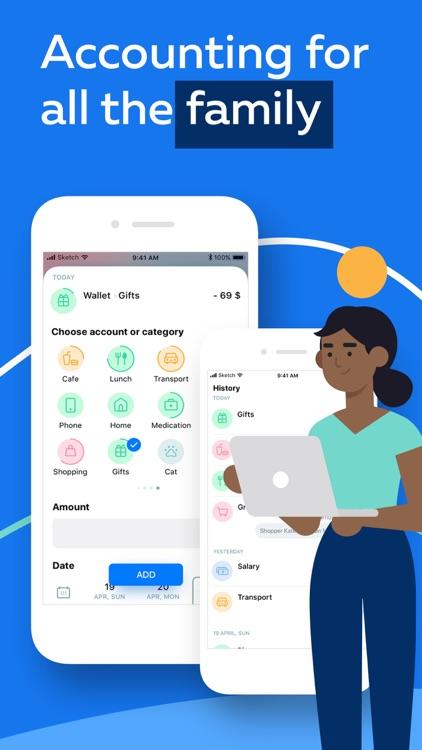 CoinKeeper³ - money manager screenshot-3