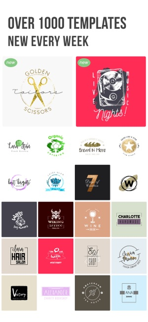 Logo Maker | Vintage Logo on the App Store