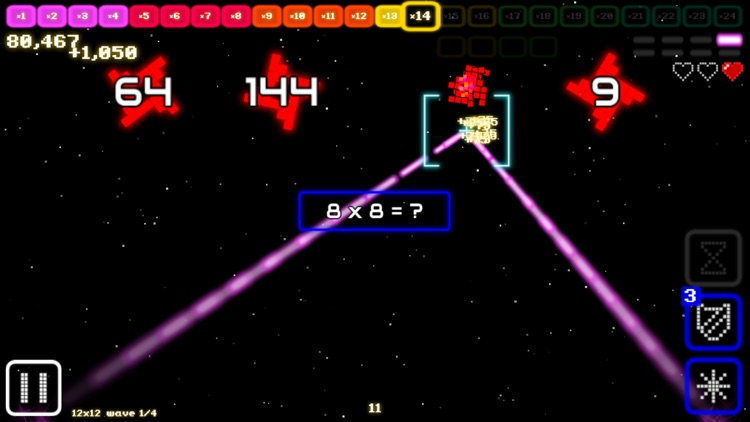 Space Pig Math: School Edition screenshot-4