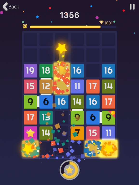 Block Puzzle: Merge Star screenshot