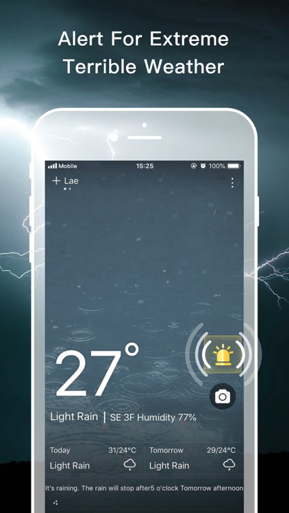 Live Weather- Forecast&Radar screenshot-4