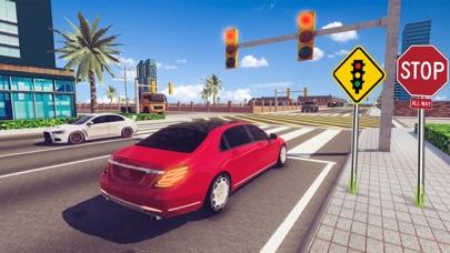 市 車 運転 学校 sim 3dのおすすめ画像1