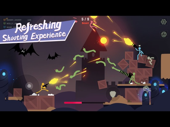 Stick Fight: The Game Mobile screenshot 9