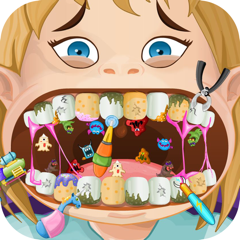 Dentist fear - Doctor games