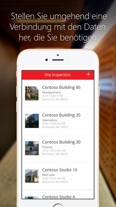 Screenshot for PowerApps in Austria App Store