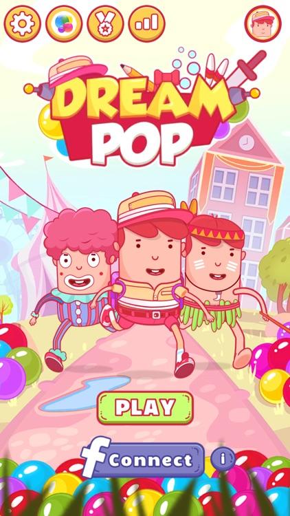 Dream Pop - Bubble Shooter screenshot-5