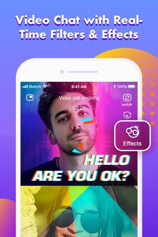 HypeChat - náhled