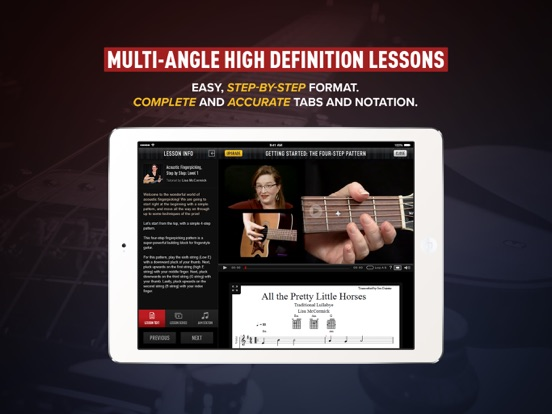 Guitar Lessons by Guitar Tricks screenshot