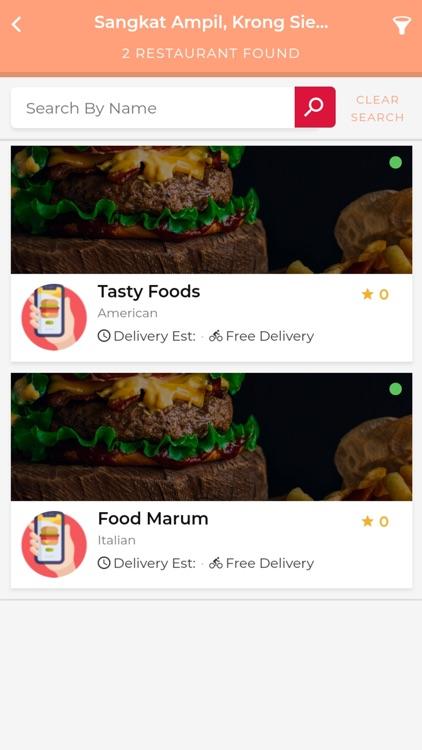 KEU Eats – Food Delivery