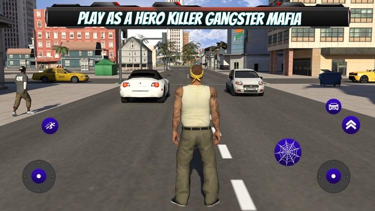 Gangster War Mafia Hero screenshot-4