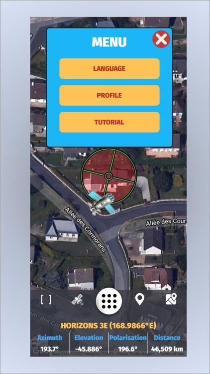Satellite Finder Pro screenshot-3