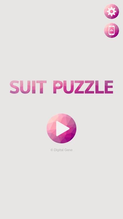 Suit Puzzle screenshot-4