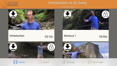 Introduction to Qi Gong screenshot one