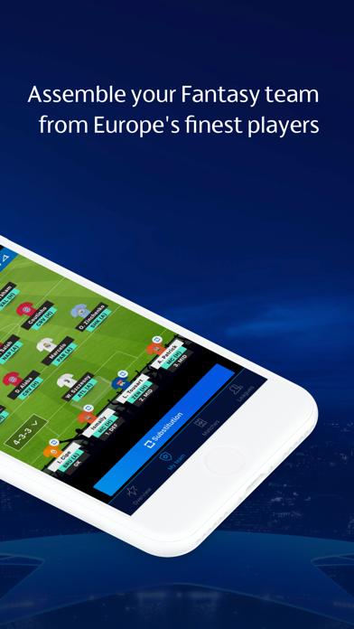 UEFA Champions League: Gaming screenshot two