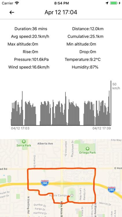 Speedboard - GPS speedometer screenshot-3