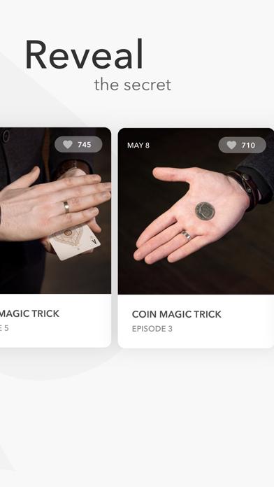 Magic One: Tricks and Reveals Screenshot 2