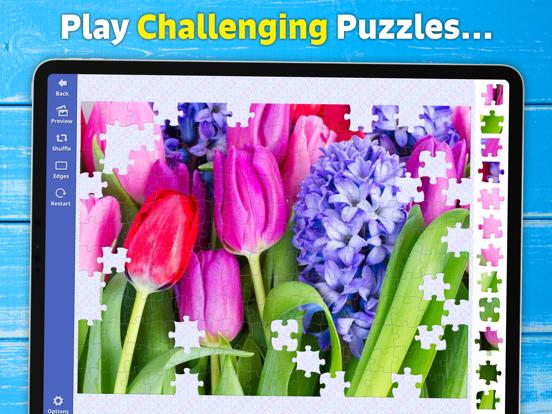 Скачать Jigsaw Puzzle Bug