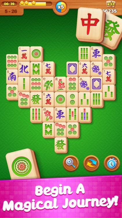 Mahjong Legend: Classic Puzzle screenshot-5