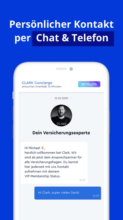 CLARK - Versicherungsmanager screenshot-6