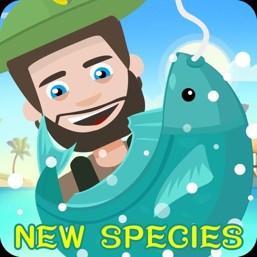 Fishing Maniac - Rare Species!