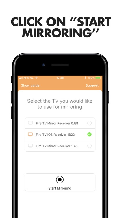 Mirror for Amazon Fire TV screenshot-3