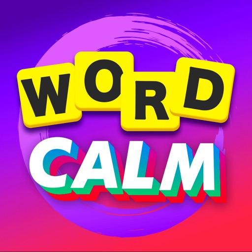 Word Calm -crossword puzzle icon
