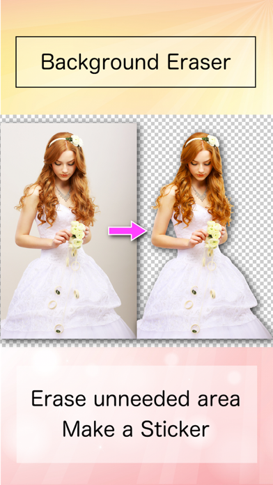 Screenshot #1 pour Background Eraser Pro