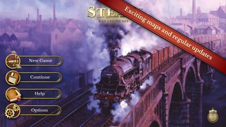 Steam: Rails to Riches screenshot-4