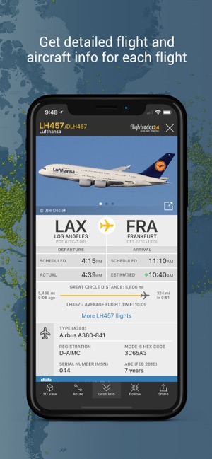 Flightradar24 | Flight Tracker on the App Store