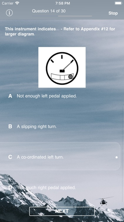 CPHEL Helicopter Exam App screenshot-7
