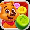 Toy Party: 六角谜题 而 配对 游戏