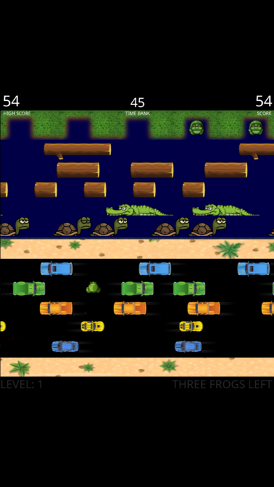 Arcade Action Frog Screenshot 1