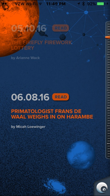 Radiolab screenshot-4