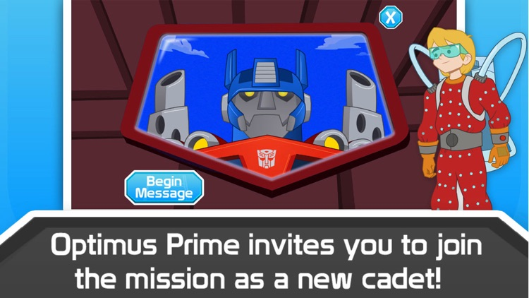Transformers Rescue Bots-