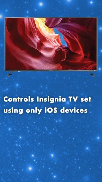 Smart Remote for Insignia TV Screenshots