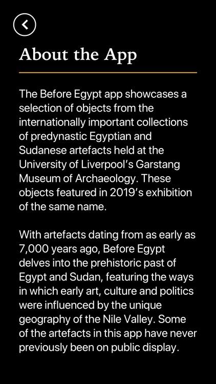 Before Egypt screenshot-3