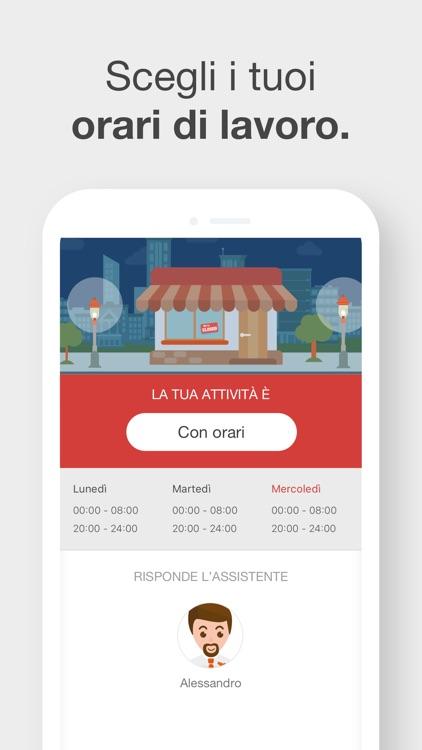 Lyber, il fisso su mobile screenshot-3