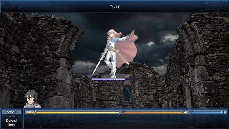 Romeo + Juliet RPG screenshot-5