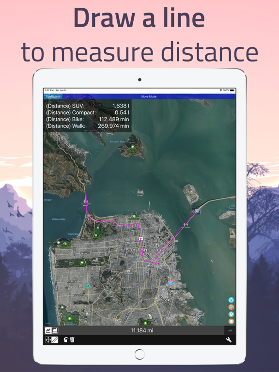 Distance - Find My Distance screenshot