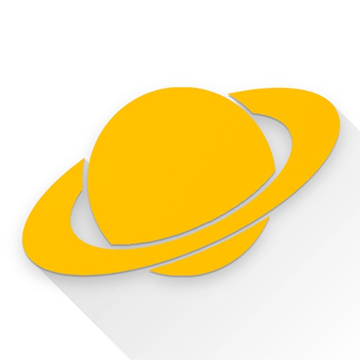 Saturn five app logo