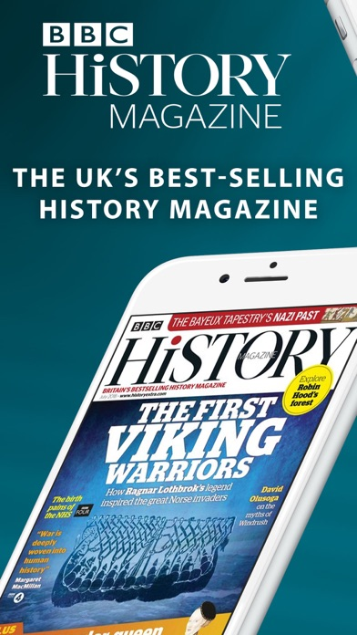 Screenshot for BBC History Magazine in United States App Store