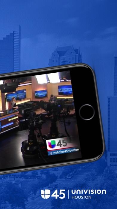 Univision 45 Houston screenshot 2