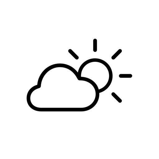 Minimalistic Weather App