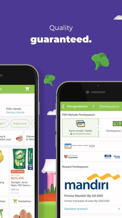 HappyFresh - Grocery Delivery screenshot-5