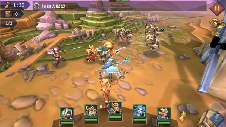 王國征戰 screenshot-3