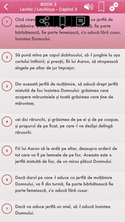 Romanian Holy Bible Audio mp3 screenshot-4