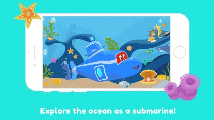 Carl Ocean Exploration School screenshot-0